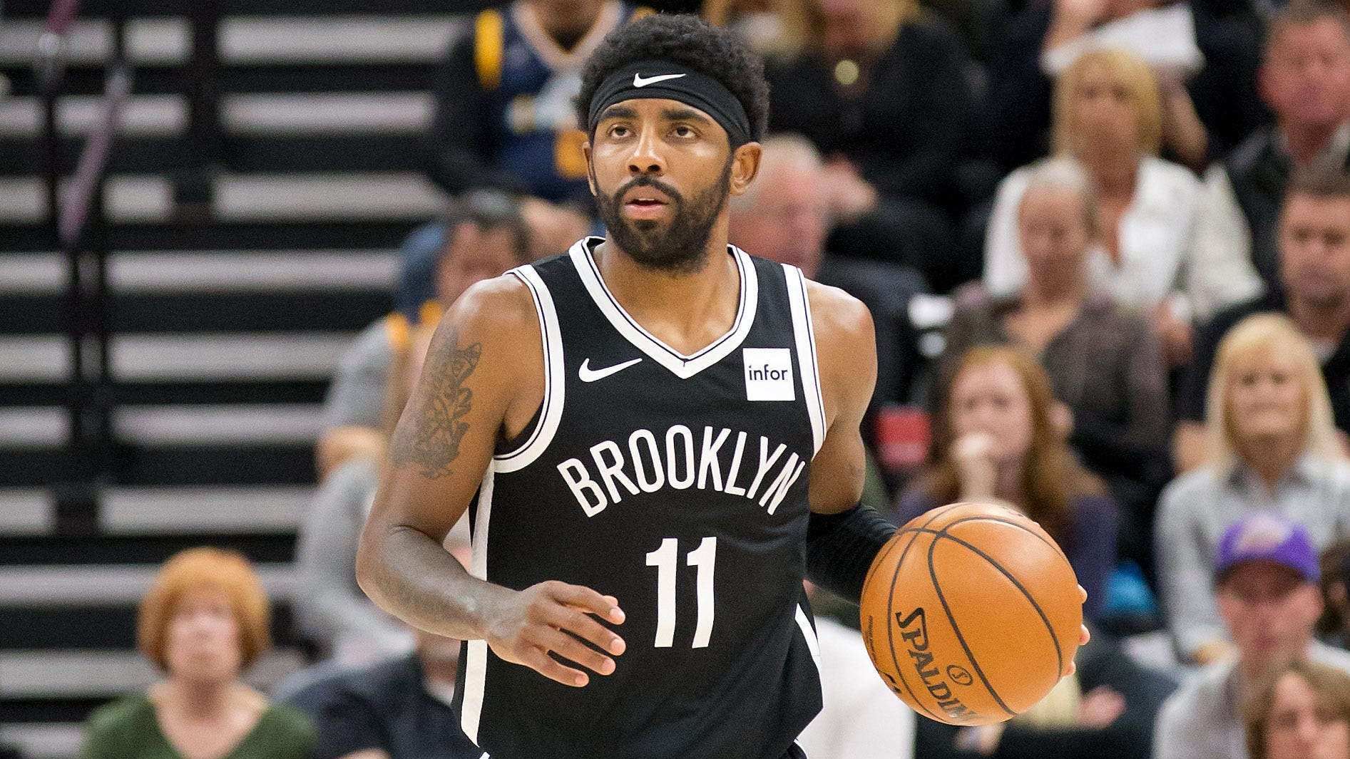 Kyrie Irving expected to return from injury Sunday for NetsKyrie Irving Height