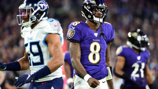 For Ravens QB Lamar Jackson, season to remember ends with another playoff loss to forget