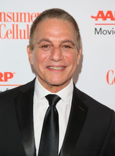 US actor Tony Danza arrives for the 19th Annual AARP Movies for Grownups Awards at the Beverly Wilshire hotel on Jan. 11, 2020 in Beverly Hills.