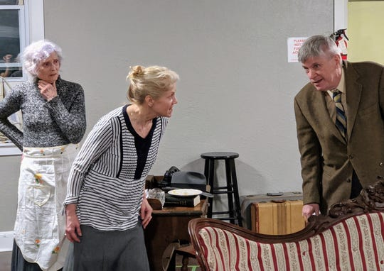 """TheElmira Little Theatrewill presentJoseph Kesselring's """"Arsenic and Old Lace"""" at the Clemens Center'sMandeville Hall."""