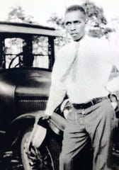 A young Harry T. Moore in the 1940s.