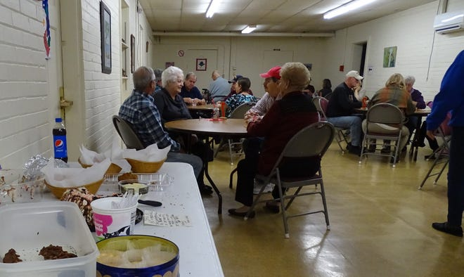 Euchre games offered twice a week at the Galion Golden Age Center are open to the public.