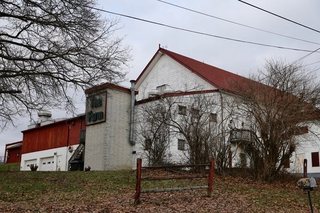 The Farm, a banquet-and-party hall and institution on Cincinnati's West Side, has been seized by the Internal Revenue Service and will be put up for auction next week.