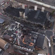 Drone View: A multiple alarm fire left a path of destruction along Main Street in Bound Brook.