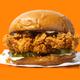 Popeyes crispy chicken sandwich