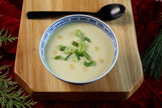 Popular in both China and Japan, these easy steamed eggs are soothing for a tricky tummy and restorative on a wintry night.