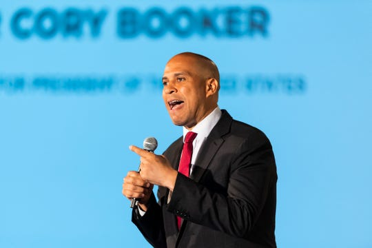 Democratic presidential candidate Sen. Cory Booker of New Jersey has dropped out of the presidential race after failing to qualify for the December primary debate.