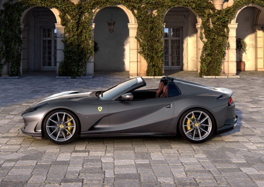 Ferrari will bring its cars for an outdoor festival of European vehicles to be held in the run-up to the Detroit auto show.