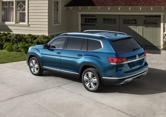 The Tennessee-made VW Atlas debuted with the 2018 model year and has re-established V-dub as a brand with American drivers in mind.
