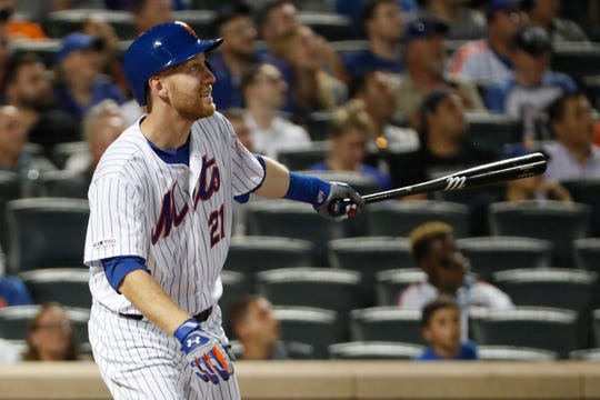 Todd Frazier hit .251 with 21 homers and 67 RBIs in 133 games with the Mets last season.