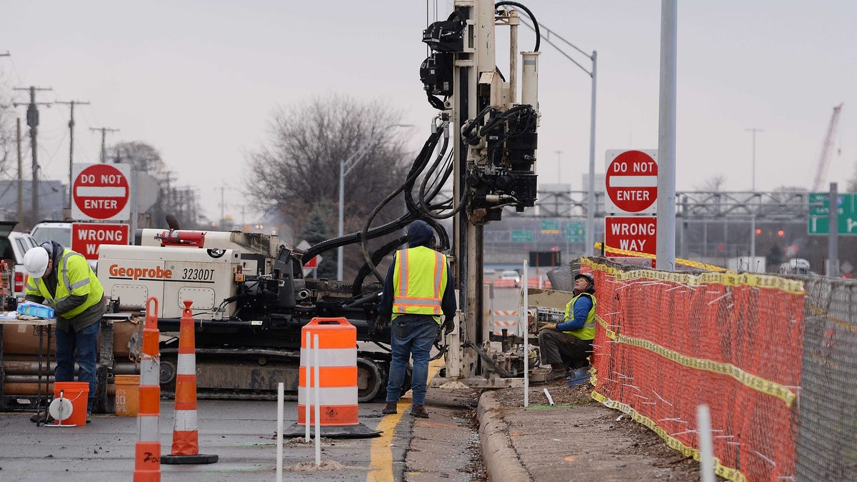 Site stabilized, EPA hands off `green ooze` cleanup...