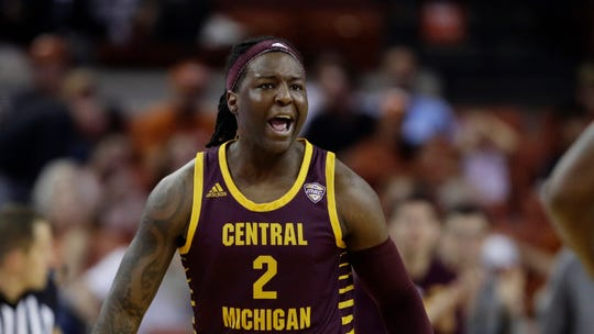 Devontae Lane had 12 points for Central Michigan Friday.