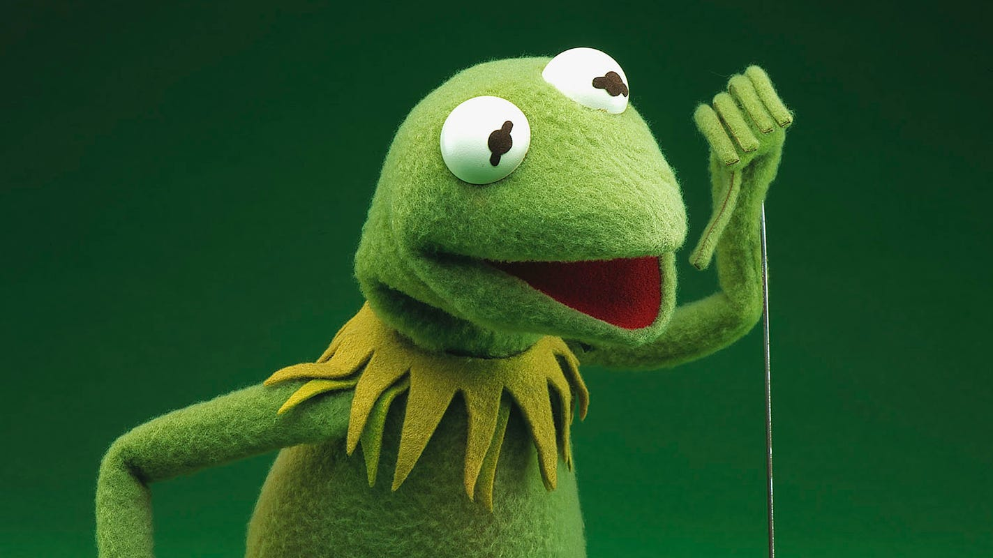Kermit the Frog to appear at the DIA