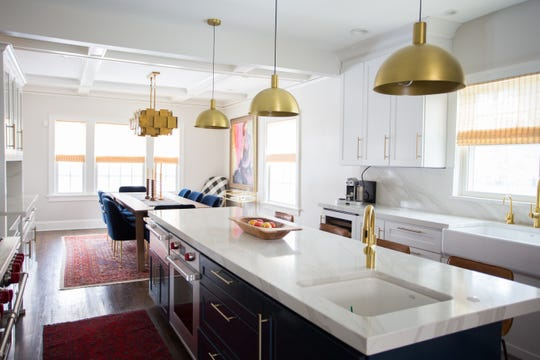 Islands continue to be one of the top features in kitchen remodels as homeowners either add them or rework them, according to the 2020 U.S. Houzz Kitchen Trends survey released earlier this month.