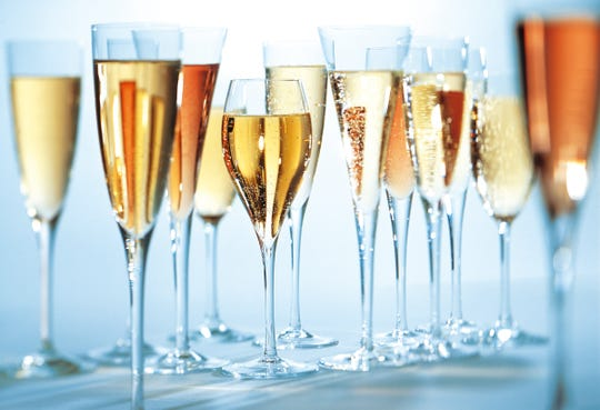 Cremant sparkling wines are made in the same method of Champagne, from a number of regions in France.