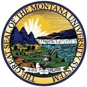 The Montana University System seal.