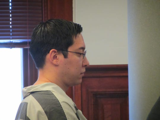Joshua David Rowland received 30 years in prison Monday the rape a 12-year-old, which was recorded by his co-defendant.