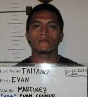 Evan Taitano Martinez