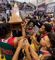 Lawrence North has already hoisted the rivalry trophy this season. Could the Wildcats add a Marion County championship?