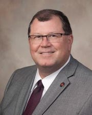 Dane Maxwell, Public Service Commission's Southern District commissioner, was elected in 2020 to serve as chairman by his fellow commissioners.