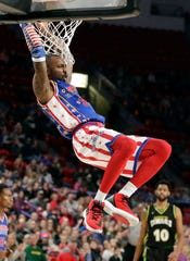 The Harlem Globetrotters World Tour comes to Garrett Coliseum in Montgomery on Monday, Jan. 20.