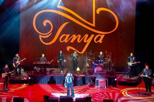 Tanya Tucker performs at Ryman Auditorium Sunday, Jan. 12, 2020, in Nashville, Tenn.