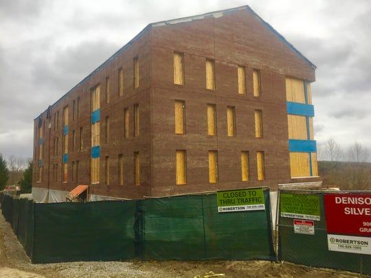 """Denison University updated Granville Council on Jan. 15 about its 2020 construction and renovation projects. While a new senior student residence project, """"Silverstein Hall,"""" is currently under construction, Denison also plans major improvements to several existing residence halls this summer."""