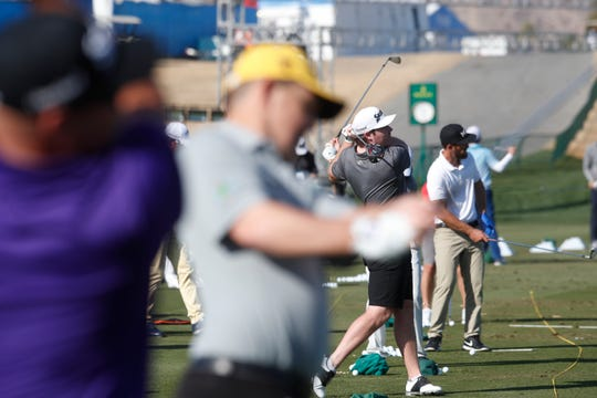 Getting to practice in great weather before and during the American Express is a growing appeal of the desert's PGA Tour event.