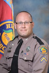 FHP Trooper Aaron Godwin.