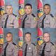 Mug shots of six Florida Highway Patrol Troopers that are being honored Tuesday at the Florida State Senate for their efforts in responding to the Dec. 6 shoot at NAS Pensacola. Starting from top left: Capt. Richard Warden, FHP Troopers Angel Luna, Hendrick Martinez, Adalberto Orellana, Sgt. Gregory Forrest and FHP Trooper Aaron Godwin.