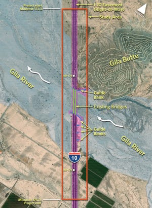 Gov. Doug Ducey said in his State of the State speech that he will prioritize widening Interstate 10 south of Phoenix along the last stretch that is just two lanes each way.