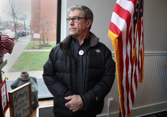 Manuel Silva is a veteran looking for some medical relief for his hypothyroidism. He hopes the federal government will add four new health conditions to the Agent Orange list and allow veterans to get health coverage and compensation.
