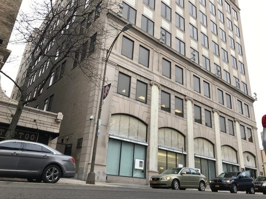 Built in 1926, the 12-story office building at 89 East Ave. has been the utility company's headquarters from the start.
