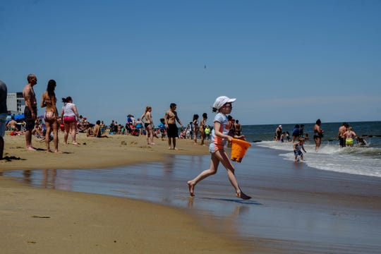 Delaware Set To Reopen Beaches May 22