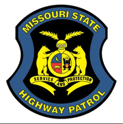 Logo of the Missouri State Highway Patrol