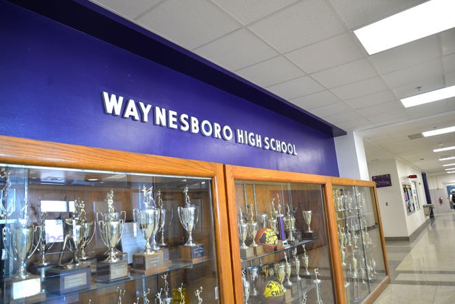 Waynesboro High School reported its first COVID cases of the year two days after students returned.