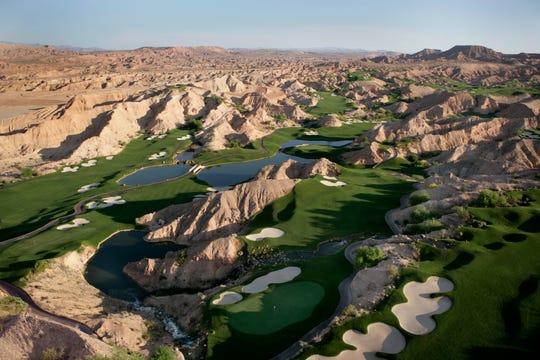 Wolf Creek Golf Club.