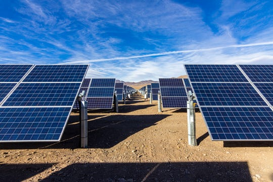 All three of the new solar energy-related projects are currently pending regulatory approval; if approved, they should be in service by May 2022.