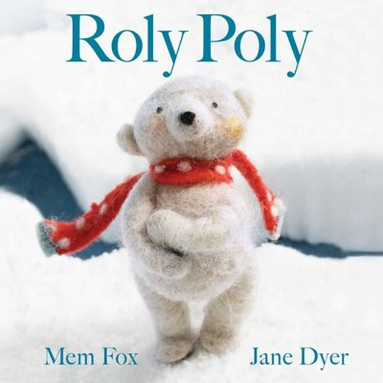 Roly Poly by Mem Fox and Jane Dyer