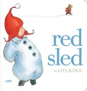 Red Slip by Lita Judge