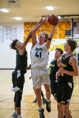 Luke Edwards is one of the leaders of the Buena High boys basketball team.