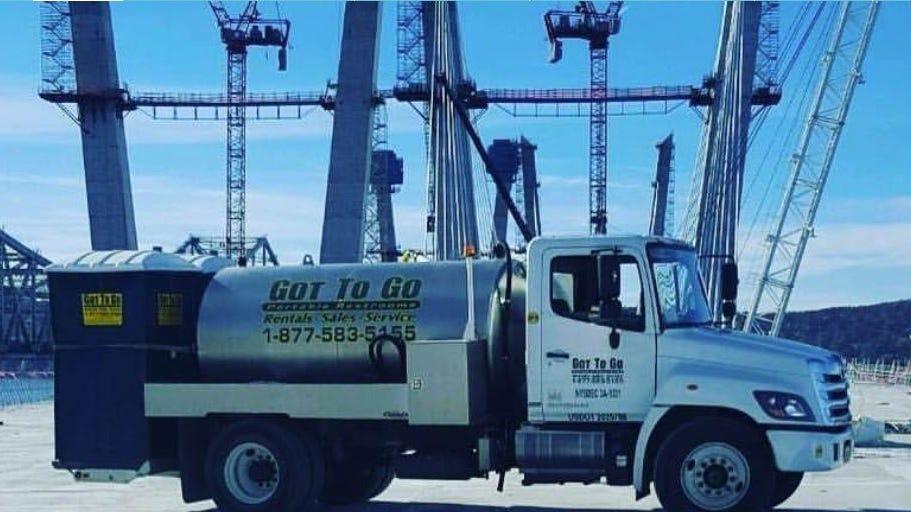 Cortlandt porta-john firm sues over unpaid Cuomo Bridge bills