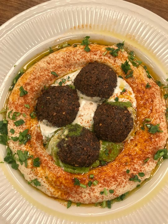 Falafel was one of the popular menu items at Kebab Cuisine, a popular Middle Eastern restaurant in downtown Murfreesboro in the mid-1990s.