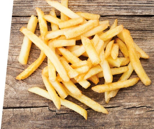The new healthier fry from McCain Foods.