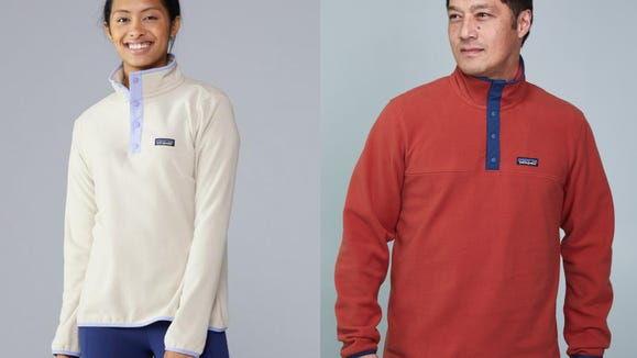 Everyone should own a Patagonia fleece in their closet.