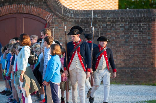 Williamsburg, Virginia: The area provides an educational spring break, with Colonial Williamsburg, the Yorktown battlefield and Jamestown settlement all within an easy drive of each other.