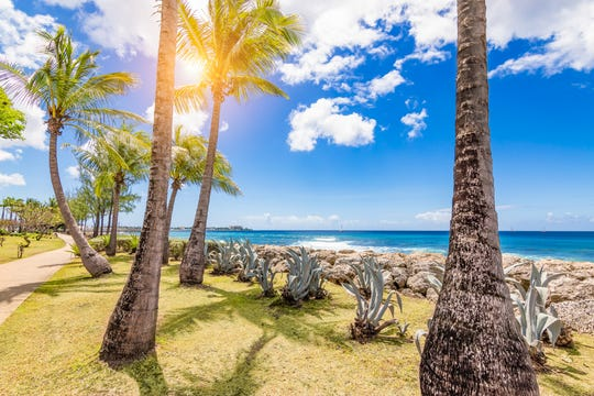 Barbados: Known for the gorgeous beaches and friendly residents, this Caribbean island, located east of St. Vincent and the Grenadines, is the perfect spring break destination for a relaxing vacation without the crazy crowds.