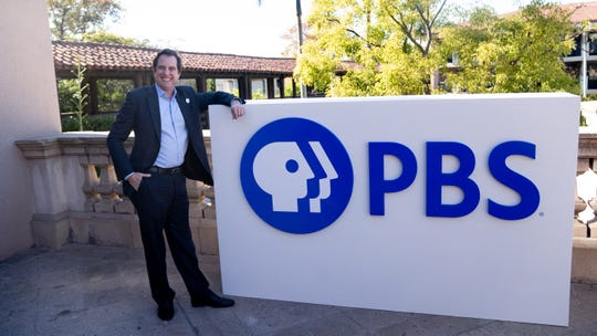 Ira Rubenstein, the chief digital officer for PBS