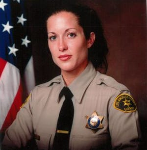 Det. Amber Leist, 41, was fatally struck by a car Sunday morning after helping a woman who stumbled to the ground as she was crossing the street.