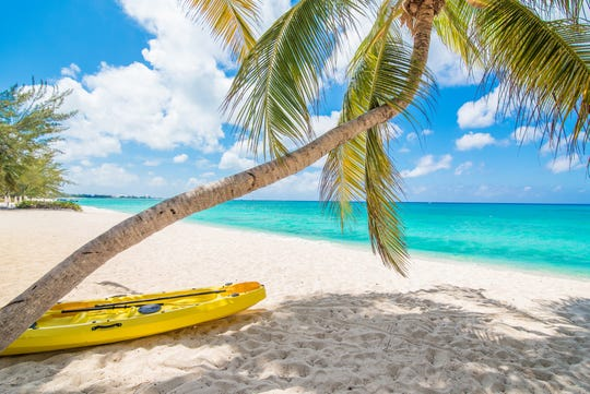 Grand Cayman: With direct flights no longer than 4.5 hours offered from major hubs including New York, Miami, Denver, Chicago and Dallas, Americans can easily enjoy a tropical getaway in this British territory south of Cuba.